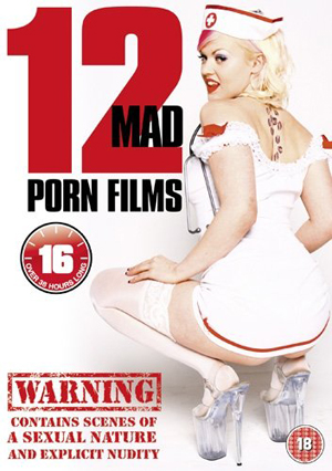 12 Mad Porn Films (2012) (Retail / Rental)