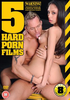 5 Hard Porn Films (2012) (Retail / Rental)