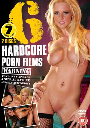 6 Hardcore Porn Films (Retail / Rental)
