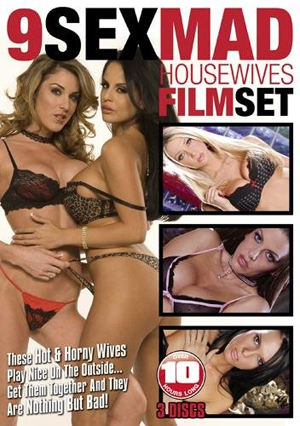 9 Sex Mad Housewives Films (Retail / Rental)