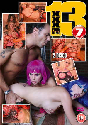 13 XXX Porn Films (Retail / Rental)