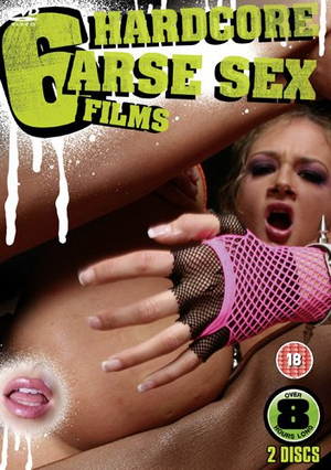 6 Hardcore Arse Sex Films (Retail / Rental)