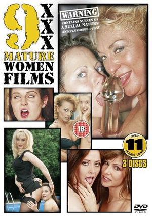 9 XXX Mature Women Films (Retail / Rental)