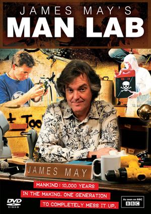 James May's Man Lab: Series 1 (2010) (Retail / Rental)