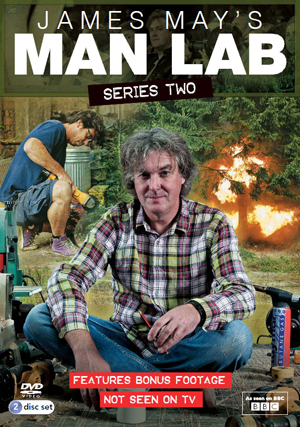 James May's Man Lab: Series 2 (2011) (Deleted)