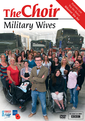 The Choir: Military Wives (2011) (Retail / Rental)