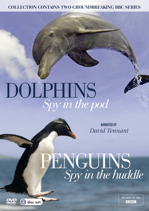 Dolphins: Spy in the Pod/Penguins: Spy in the Huddle (2014) (Retail / Rental)