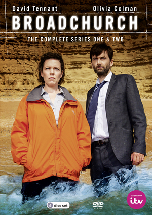 Broadchurch: Series 1 and 2 (2015) (Retail / Rental)