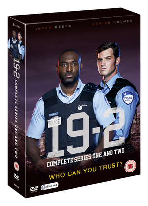 19-2: Complete Series One and Two (2015) (Slipcase) (Retail / Rental)
