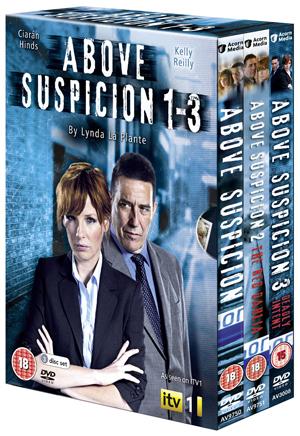 Above Suspicion: Complete Series 1-3 (2011) (Box Set) (Deleted)