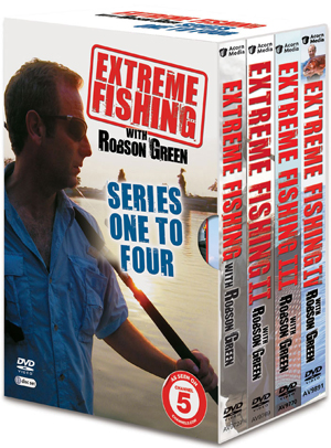 Extreme Fishing With Robson Greene: Series 1-4 (2011) (Box Set) (Deleted)