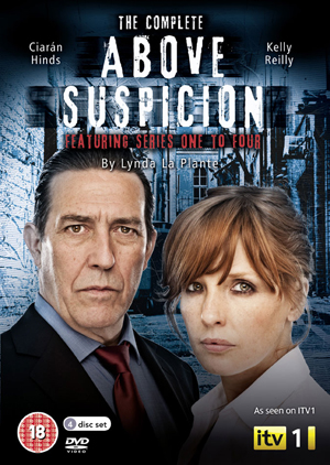 Above Suspicion: Complete Series 1-4 (2012) (Retail / Rental)