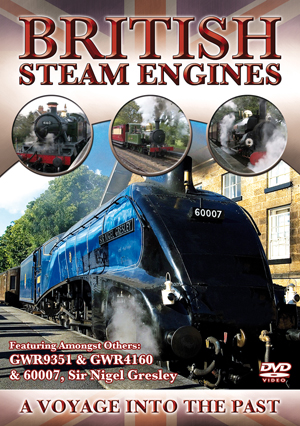 British Steam Engines: A Voyage Into the Past (Retail / Rental)