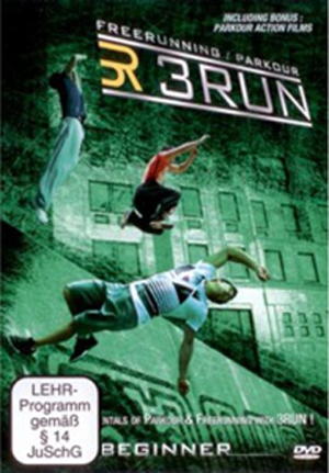 3RUN: Freerunning/Parkour - Basic (2012) (Retail / Rental)
