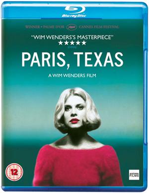 Paris, Texas (1984) (Blu-ray) (Retail / Rental)