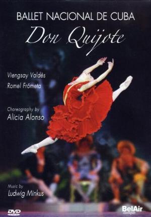 Don Quixote: Ballet Nacional De Cuba (2007) (Retail / Rental)