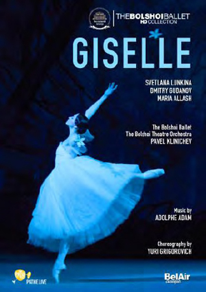 Giselle: The Bolshoi Ballet (2011) (Retail / Rental)