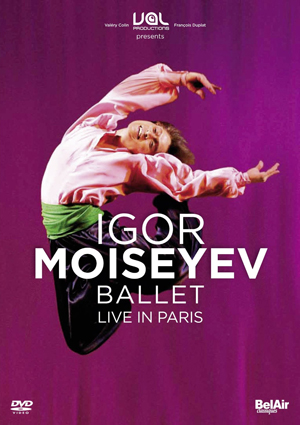 Igor Moiseyev Ballet: Live in Paris (2011) (Retail / Rental)