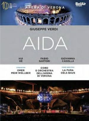Aida: Arena Di Verona (Meir Wellber) (2013) (Retail / Rental)