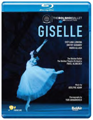 Giselle: The Bolshoi Ballet (2011) (Blu-ray) (Retail / Rental)
