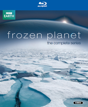 Frozen Planet (2011) (Blu-ray) (Retail / Rental)