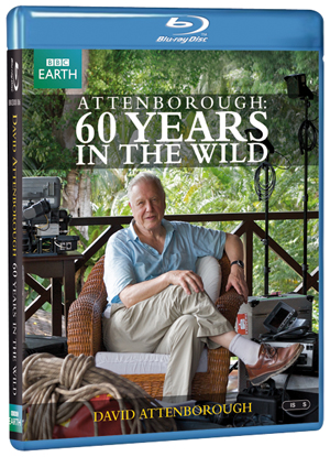 Attenborough: Sixty Years in the Wild (2012) (Blu-ray) (Retail Only)