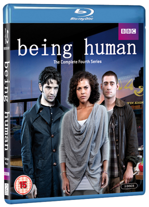 Being Human: Complete Series 4 (2012) (Blu-ray) (Retail / Rental)