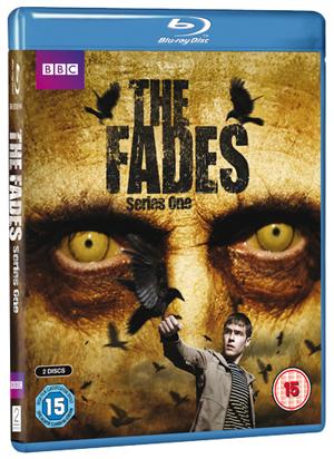 The Fades: Series 1 (2010) (Blu-ray) (Retail / Rental)