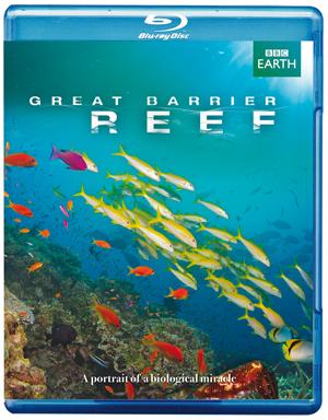Great Barrier Reef (Blu-ray) (Retail / Rental)