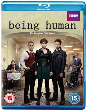 Being Human: Complete Series 5 (2013) (Blu-ray) (Retail / Rental)