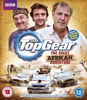 Top Gear: The Great African Adventure (2013) (Blu-ray) (Retail / Rental)