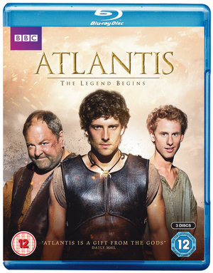 Atlantis (2013) (Blu-ray) (Box Set) (Retail / Rental)