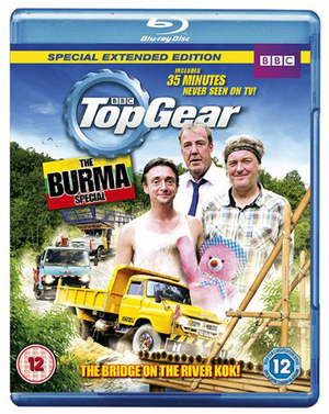 Top Gear: The Burma Special - Director's Cut (2013) (Blu-ray) (Retail / Rental)