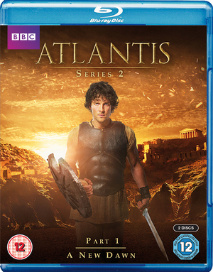 Atlantis: Series 2 - Part 1 (2014) (Blu-ray) (Retail / Rental)