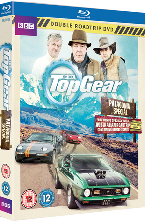 Top Gear: The Patagonia Special (2014) (Blu-ray) (Retail / Rental)