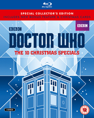Doctor Who: The 10 Christmas Specials (2014) (Blu-ray) (Limited Edition Box Set) (Retail Only)
