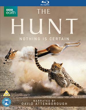 The Hunt (2015) (Blu-ray) (Retail / Rental)