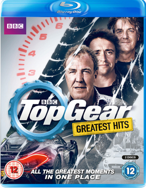 Top Gear: Greatest Hits (2015) (Blu-ray) (Retail / Rental)