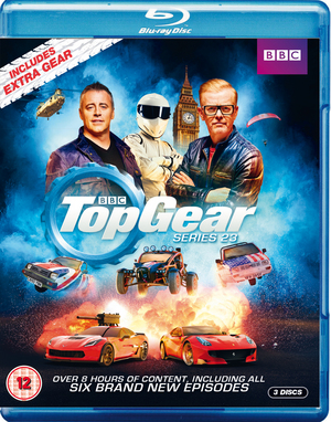 Top Gear: Series 23 (2016) (Blu-ray) (Retail / Rental)