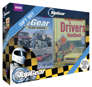 Top Gear - The Challenges: Volume 3 (2009) (Gift Set) (Retail Only)