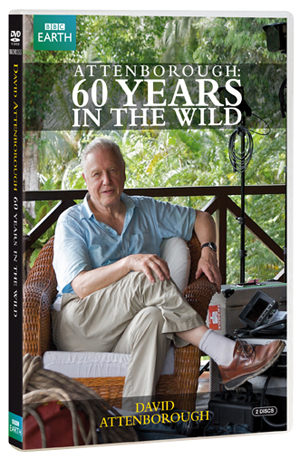 Attenborough: Sixty Years in the Wild (2012) (Retail Only)