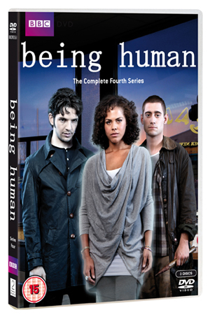 Being Human: Complete Series 4 (2012) (Retail / Rental)