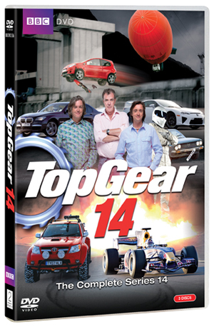 Top Gear: Series 14 (2009) (Retail / Rental)