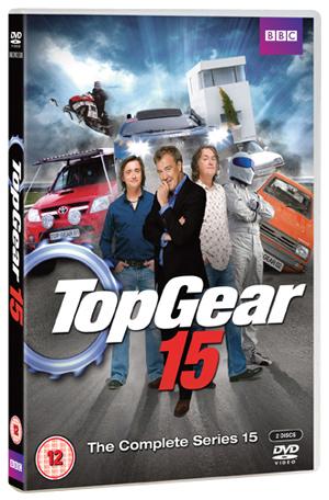 Top Gear: Series 15 (2010) (Retail / Rental)