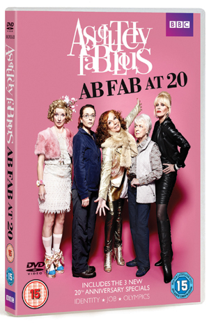 Absolutely Fabulous: Ab Fab at 20 - The 2012 Specials (2012) (Retail / Rental)