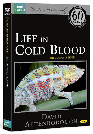 David Attenborough: Life in Cold Blood - The Complete Series (2007) (Retail / Rental)