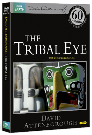 David Attenborough: The Tribal Eye - The Complete Series (1976) (Retail / Rental)