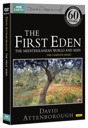 David Attenborough: The First Eden - The Complete Series (1987) (Retail / Rental)
