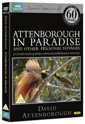 David Attenborough: Attenborough in Paradise and Other... (2002) (Retail / Rental)
