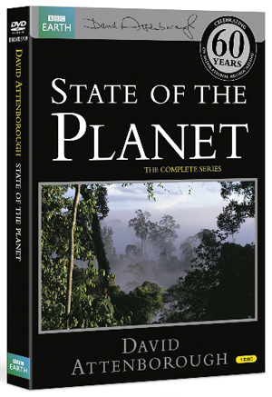David Attenborough: State of the Planet - The Complete Series (2000) (Retail / Rental)